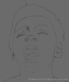 drawingfaces 4 225x266c Drawing Faces