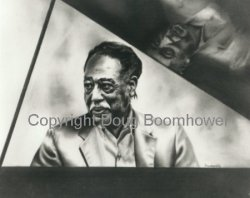 Duke Ellington Art Reproduction