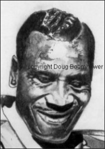 How to draw hair - T-Bone Walker 2