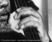 How to draw hands in motion - Charles Mingus 2