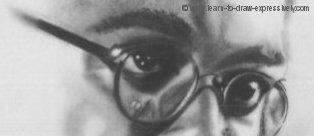 How To Draw Eyes - Wynton Marsalis